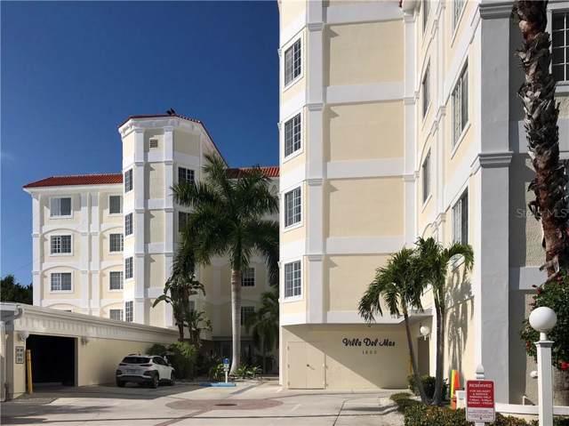 1860 N Fort Harrison Avenue #105, Clearwater, FL 33755 (MLS #U8068805) :: Premier Home Experts