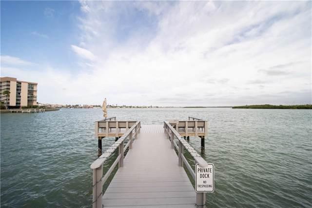 250 126TH Avenue #208, Treasure Island, FL 33706 (MLS #U8068859) :: Realty One Group Skyline / The Rose Team