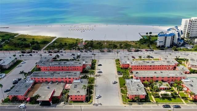 6800 Sunset Way #1604, St Pete Beach, FL 33706 (MLS #U8068880) :: The Figueroa Team