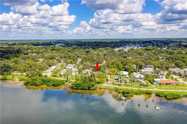 612 Pennsylvania Ave, Crystal Beach, FL 34681 (MLS #U8068886) :: Cartwright Realty
