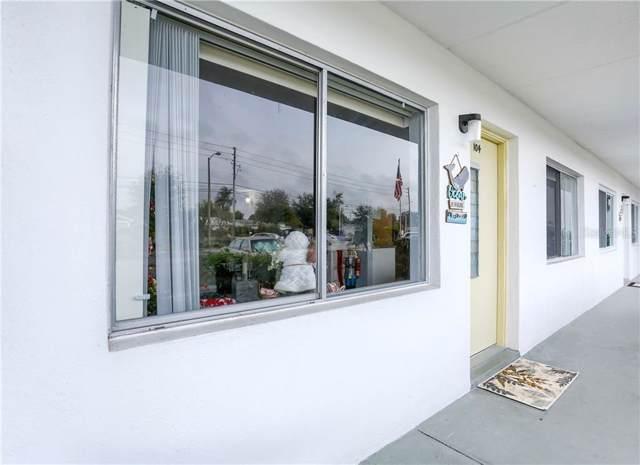 11100 86TH Avenue #104, Seminole, FL 33772 (MLS #U8068914) :: Florida Real Estate Sellers at Keller Williams Realty