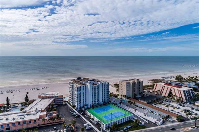 4950 Gulf Boulevard #510, St Pete Beach, FL 33706 (MLS #U8069209) :: Lockhart & Walseth Team, Realtors
