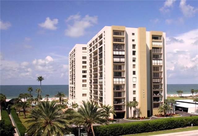 1480 Gulf Boulevard #212, Clearwater, FL 33767 (MLS #U8069507) :: The Duncan Duo Team