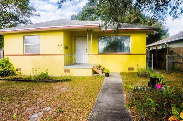 416 29TH Street S, St Petersburg, FL 33712 (MLS #U8069625) :: Lockhart & Walseth Team, Realtors