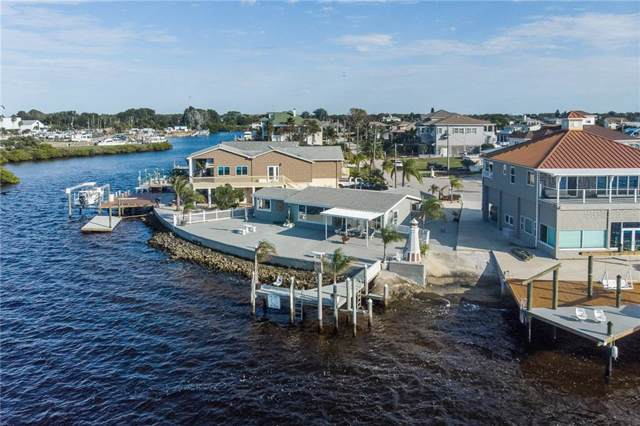 6317 Harbor Drive, Hudson, FL 34667 (MLS #U8069731) :: GO Realty