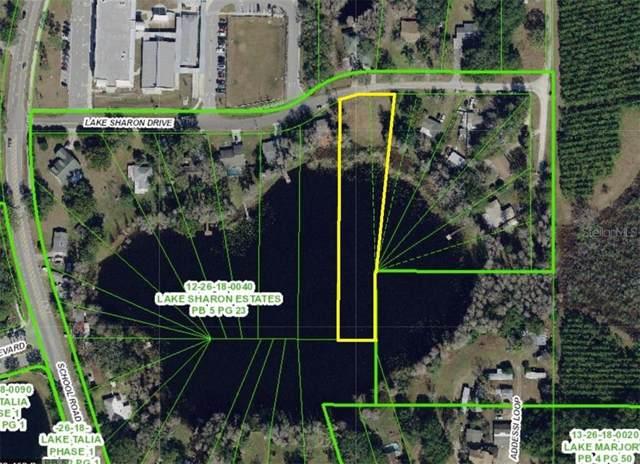 21414 Lake Sharon Drive, Land O Lakes, FL 34638 (MLS #U8069750) :: Lockhart & Walseth Team, Realtors