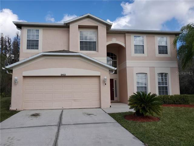 10433 Meadow Spring Drive, Tampa, FL 33647 (MLS #U8069908) :: Team Bohannon Keller Williams, Tampa Properties