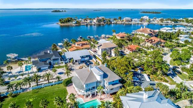 116 Ozona Drive, Palm Harbor, FL 34683 (MLS #U8070133) :: Cartwright Realty