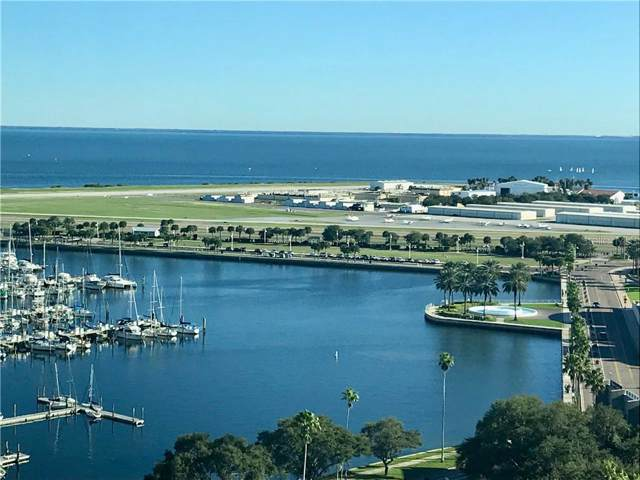 1 Beach Drive SE #1607, St Petersburg, FL 33701 (MLS #U8070165) :: Delgado Home Team at Keller Williams