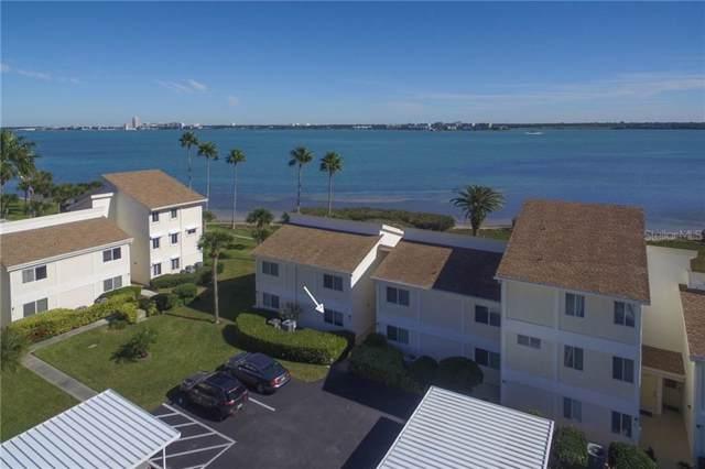 1451 Gulf Boulevard #105, Clearwater Beach, FL 33767 (MLS #U8070239) :: Team Borham at Keller Williams Realty