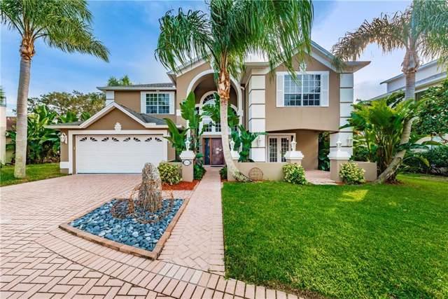 1711 Mandalay Drive, Tarpon Springs, FL 34689 (MLS #U8070302) :: The Robertson Real Estate Group