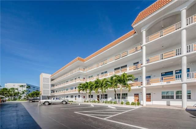 3128 59TH Street S #106, Gulfport, FL 33707 (MLS #U8070319) :: Baird Realty Group