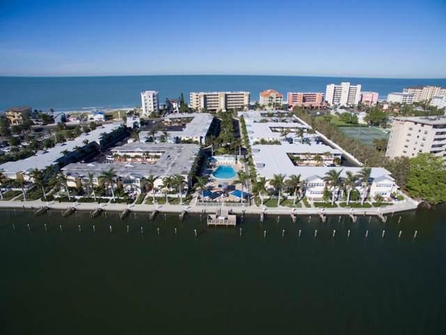 19417 Gulf Boulevard D-211, Indian Shores, FL 33785 (MLS #U8070332) :: Lockhart & Walseth Team, Realtors