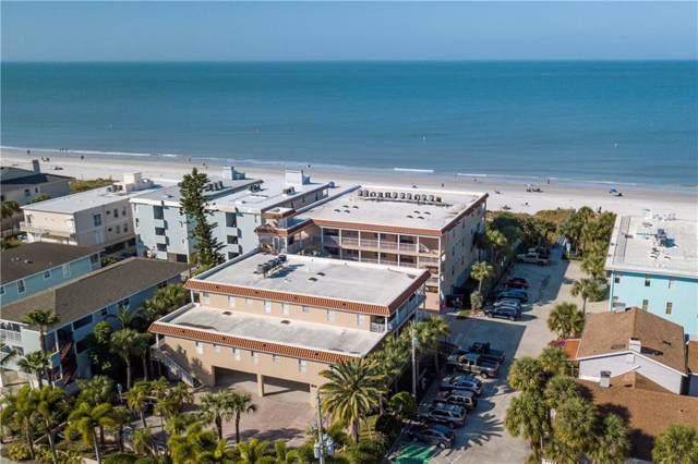 1912 Gulf Boulevard #205, Indian Rocks Beach, FL 33785 (MLS #U8070395) :: Lockhart & Walseth Team, Realtors