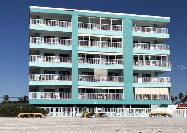 14110 Gulf Boulevard #102, Madeira Beach, FL 33708 (MLS #U8070423) :: The Figueroa Team