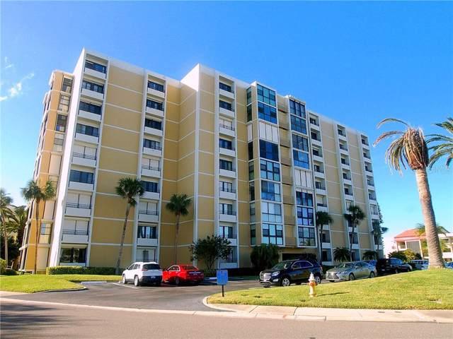 855 Bayway Boulevard #103, Clearwater, FL 33767 (MLS #U8070470) :: The Figueroa Team