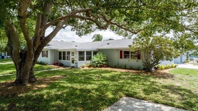 1606 Berwick Court A, Palm Harbor, FL 34684 (MLS #U8070558) :: Delgado Home Team at Keller Williams