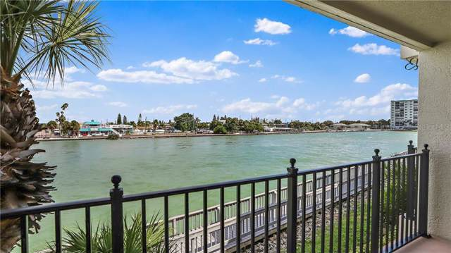 7435 Bayshore Drive #202, Treasure Island, FL 33706 (MLS #U8070651) :: Griffin Group