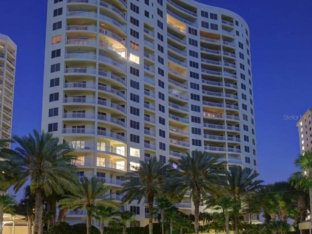 1200 Gulf Boulevard #704, Clearwater Beach, FL 33767 (MLS #U8070732) :: Cartwright Realty