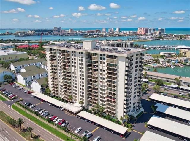 400 Island Way #407, Clearwater, FL 33767 (MLS #U8070768) :: Medway Realty