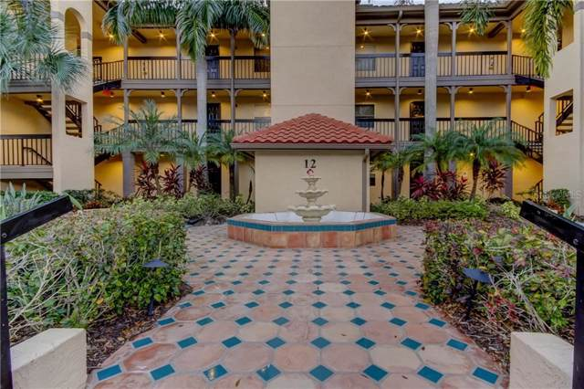 2400 Feather Sound Drive #1233, Clearwater, FL 33762 (MLS #U8070835) :: Griffin Group