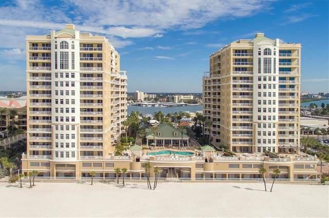 10 Papaya Street #904, Clearwater Beach, FL 33767 (MLS #U8070864) :: Team Borham at Keller Williams Realty