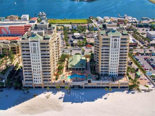 10 Papaya Street #403, Clearwater Beach, FL 33767 (MLS #U8070865) :: Team Borham at Keller Williams Realty
