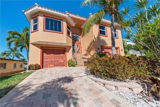 854 Bay Point Drive, Madeira Beach, FL 33708 (MLS #U8070866) :: 54 Realty