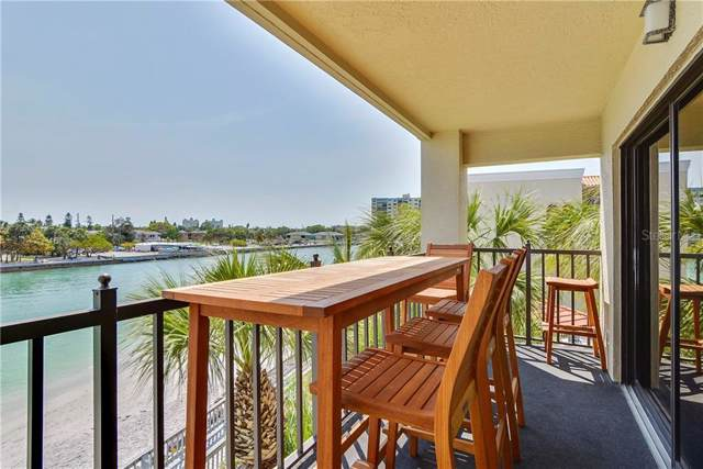 7435 Bayshore Drive #306, Treasure Island, FL 33706 (MLS #U8070871) :: Lockhart & Walseth Team, Realtors