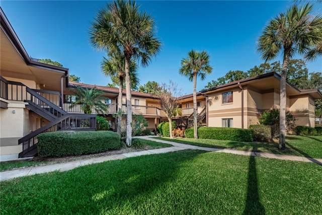 2681 Sabal Springs Circle #206, Clearwater, FL 33761 (MLS #U8070964) :: Lock & Key Realty