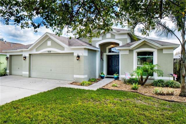 Address Not Published, Wesley Chapel, FL 33543 (MLS #U8070982) :: Griffin Group