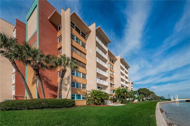 500 Treasure Island Causeway #207, Treasure Island, FL 33706 (MLS #U8071053) :: Lockhart & Walseth Team, Realtors