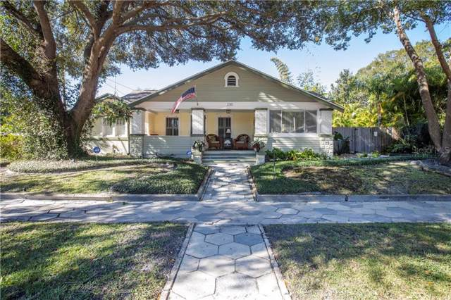230 27TH Street N, St Petersburg, FL 33713 (MLS #U8071101) :: Lockhart & Walseth Team, Realtors