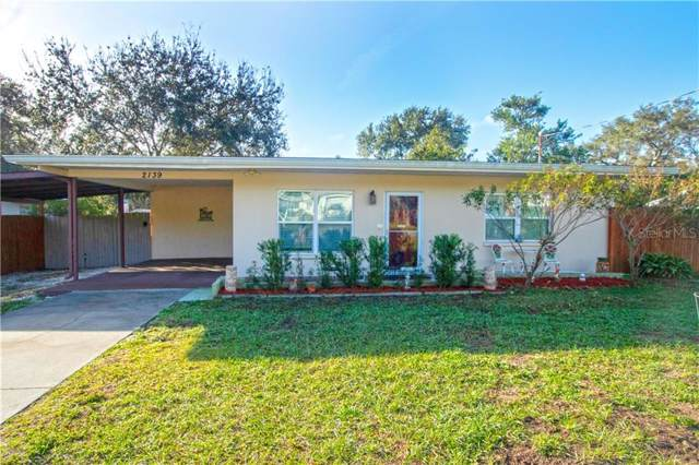2139 Bell Cheer Drive, Clearwater, FL 33764 (MLS #U8071170) :: Premium Properties Real Estate Services