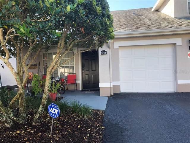 4964 Lambridge Court #103, Palm Harbor, FL 34685 (MLS #U8071192) :: Griffin Group