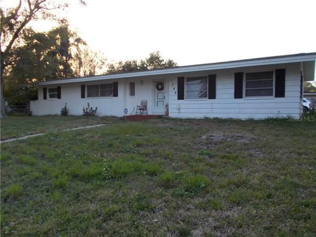 1346 Byron Drive, Clearwater, FL 33756 (MLS #U8071193) :: Premium Properties Real Estate Services