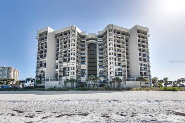 1660 Gulf Boulevard #708, Clearwater, FL 33767 (MLS #U8071198) :: Medway Realty