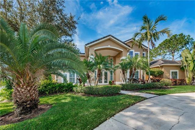 1446 Sail Harbor Circle, Tarpon Springs, FL 34689 (MLS #U8071270) :: Team Bohannon Keller Williams, Tampa Properties