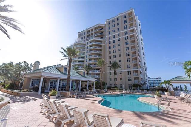 10 Papaya Street #504, Clearwater Beach, FL 33767 (MLS #U8071278) :: Your Florida House Team
