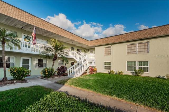 1250 S Pinellas Avenue #813, Tarpon Springs, FL 34689 (MLS #U8071287) :: Team Bohannon Keller Williams, Tampa Properties