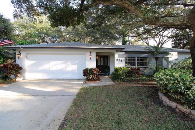 958 Woodland Drive, Palm Harbor, FL 34683 (MLS #U8071293) :: Cartwright Realty