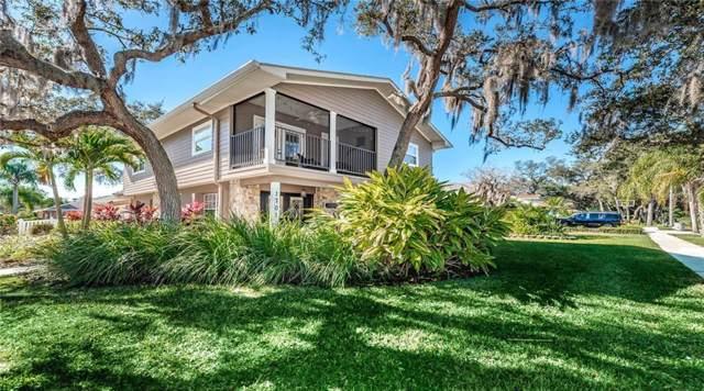 1701 Sunset Drive, Tarpon Springs, FL 34689 (MLS #U8071318) :: Homepride Realty Services