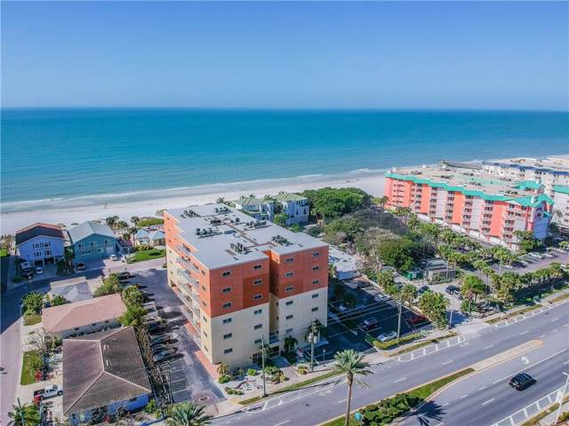 18320 Gulf Boulevard #603, Redington Shores, FL 33708 (MLS #U8071339) :: Lockhart & Walseth Team, Realtors