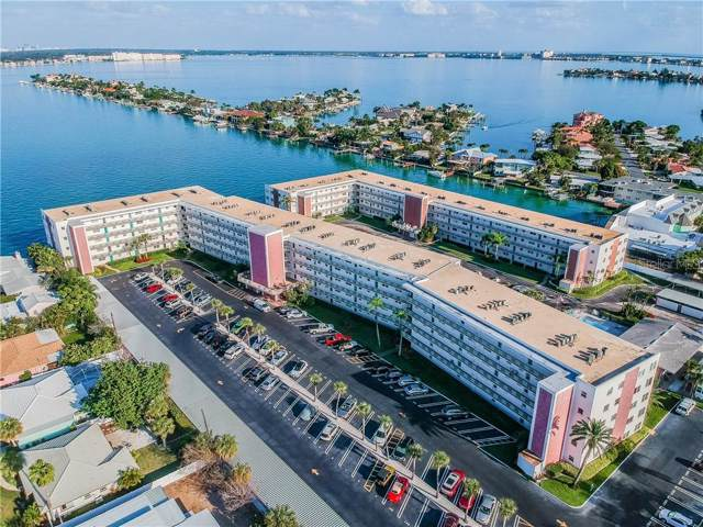 5575 Gulf Boulevard #228, St Pete Beach, FL 33706 (MLS #U8071355) :: Lockhart & Walseth Team, Realtors