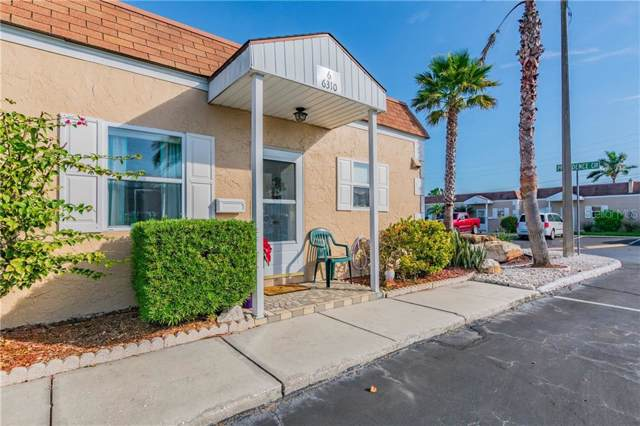 6310 Providence Circle #6, New Port Richey, FL 34652 (MLS #U8071404) :: Charles Rutenberg Realty