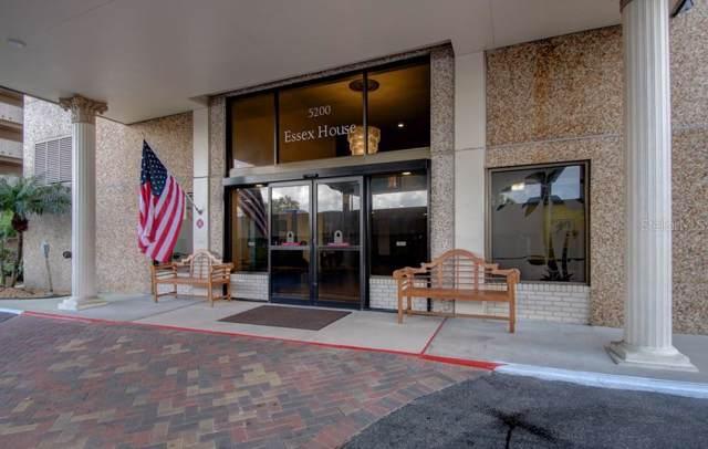 5200 Brittany Drive S #1104, St Petersburg, FL 33715 (MLS #U8071413) :: Gate Arty & the Group - Keller Williams Realty Smart