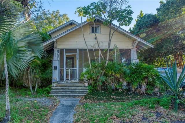 542 39TH Avenue S, St Petersburg, FL 33705 (MLS #U8071414) :: Dalton Wade Real Estate Group