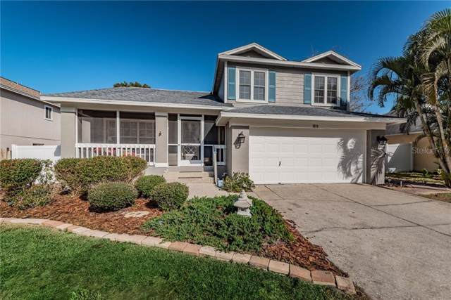 3213 Montrose Circle, Palm Harbor, FL 34684 (MLS #U8071435) :: Cartwright Realty