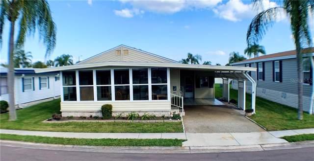 1100 Belcher Road S #267, Largo, FL 33771 (MLS #U8071461) :: Griffin Group