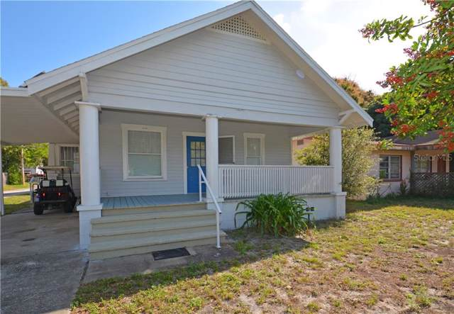 3139 25TH Street N, St Petersburg, FL 33713 (MLS #U8071473) :: Team Pepka